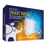Beggi Smart Face Masks White 5 Pack
