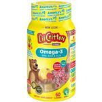 Lil Critters Omega 3 60 Gummies