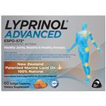 Lyprinol Advanced 60 Soft Gel Capsules