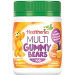 Healtheries Kids Multi Gummy Bears 60 Gummies