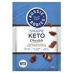 Aussie Bodies Keto Powder Chocolate 50g