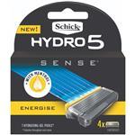Schick Hydro 5 Sense Energize Blade 4 Pack