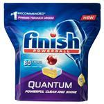 Finish Quantum Lemon 80 Tablets