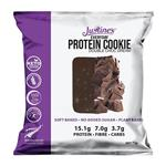 Justines Keto Friendly Double Choc Protein Cookie 72g