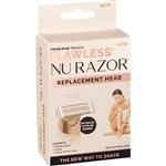 Flawless Finishing Touch Nu Razor Replacement Head 1 Pack