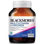 Blackmores Multivitamin for Women 100 Tablets
