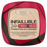 L'Oreal Paris Infallible 24 Hour Foundation in a Powder 20 Ivory