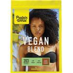 Protein World Vegan Blend Salted Caramel Pouch 1kg