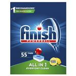 Finish All in One 55 Tablets