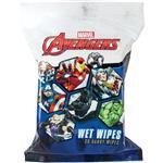 Avengers Wet Wipes 30 Pack