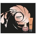 James Bond Women II Gift Set 2021
