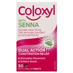 Coloxyl & Senna 30 Tablets