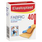Elastoplast 45778 Fabric Strips 40 Pack