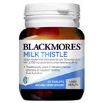 Blackmores Milk Thistle 42 Tablets
