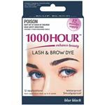 1000 Hour Eyelash & Brow Dye Kit Blue/Black