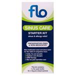 FLO Sinus Care Starter Kit 12 Sachets