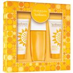 Elizabeth Arden Sunflowers 100ml 3 Piece Gift Set Body Lotion/ Eau de Toilette Spray/ Cleanser