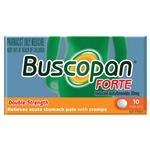 Buscopan Forte 20mg 10 Tablets (Pharmacist Only)