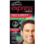 Restoria Express for Men Natural Brown