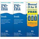 Bausch & Lomb Renu Fresh 3-for-2 355ml