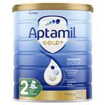 Aptamil Gold+ 2 Follow-On Formula 6-12 Months 900g