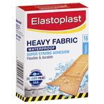 Elastoplast 48598 Heavy Fabric Waterproof 16 Pack