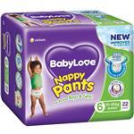 BabyLove Nappy Pants Junior 20