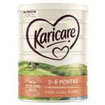 Karicare+ 1 Infant Formula From Birth 0-6 Months 900g
