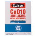 Swisse CoQ10 Anti-Ageing Face Moisturiser 50ml