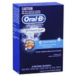 Oral B 3D White Whitestrips 28 Treatments
