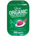 Sugarless Organic Stevia 200 Tablets