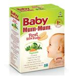 Baby Mum-Mum Rice Rusks Vegetable Flavour 36g