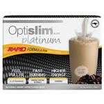 Optislim VLCD Platinum Coffee Shake 21x25g Sachets