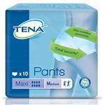 Tena Pants Maxi Medium 10 Pack