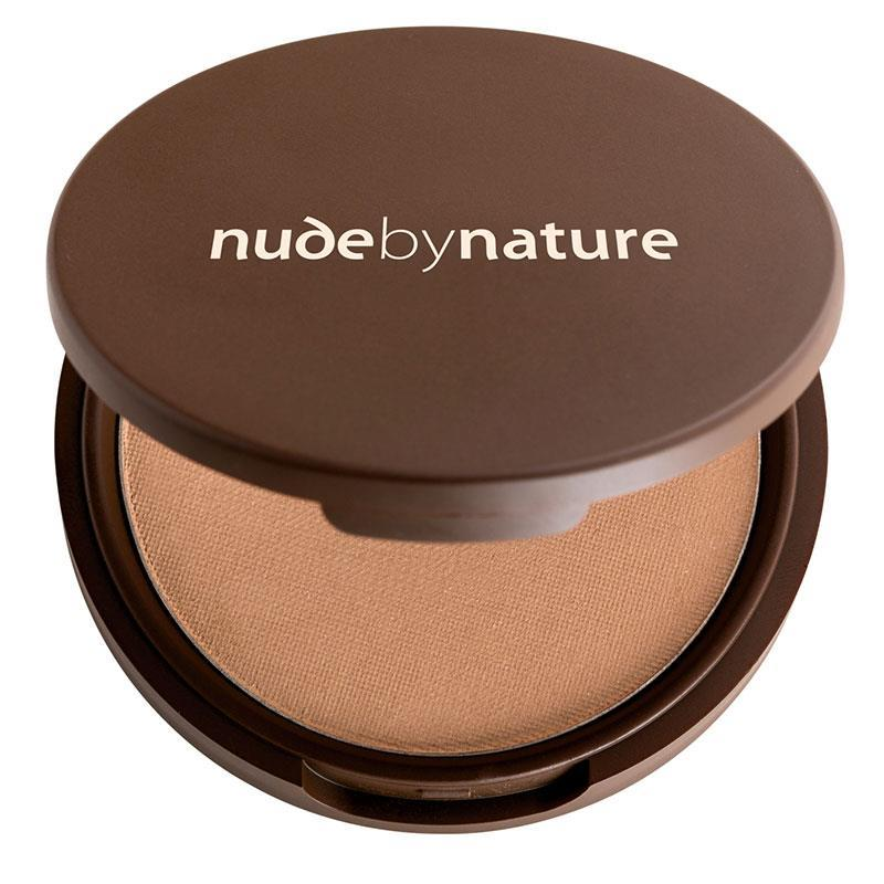 Nude By Nature Pressed Mineral Cover Shade Light 10g [Bulk