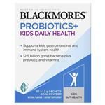 Blackmores Probiotics+ Kids Daily 30 x 1.3g Oral Powder Sachets
