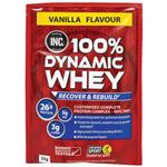 INC 100% Dynamic Whey Vanilla 35g Single Serve Sachet
