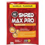 INC ShredMax Pro Vanilla 30g Single Serve Sachet