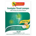 Bosistos Eucalyptus Throat Lozenges 50g