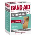 Band-Aid Skin-Flex Regular Adhesive Strips 40 Pack