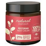 Natural Instinct Restoring Night Cream 110ml