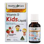Healthy Care Vitamin D Kids Liquid 20ml