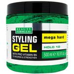 Beauty Formulas Styling Gel Mega Hard 500ml