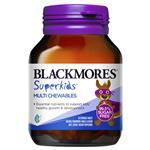 Blackmores Superkids Multi 60 Chewables