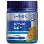 Wagner Turmeric 3333 + 100 Capsules