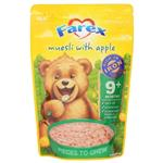Farex Museli With Apple 9 Months+ 150g