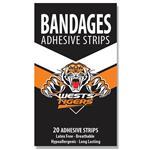NRL Bandages West Tigers 20 Pack