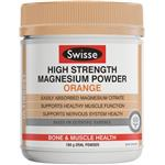 Swisse Ultiboost High Strength Magnesium Powder Orange 180G