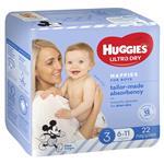 Huggies Convenience Pack Crawler 22 Boy