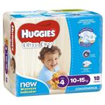 Huggies Convenience Pack Toddler 18 Boy